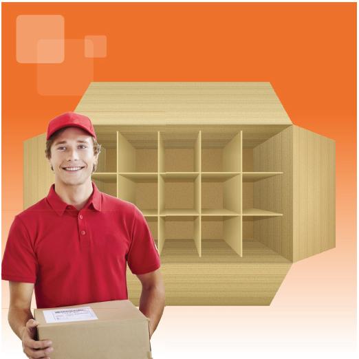 n smith cardboard computer aided design cdu unit packaging